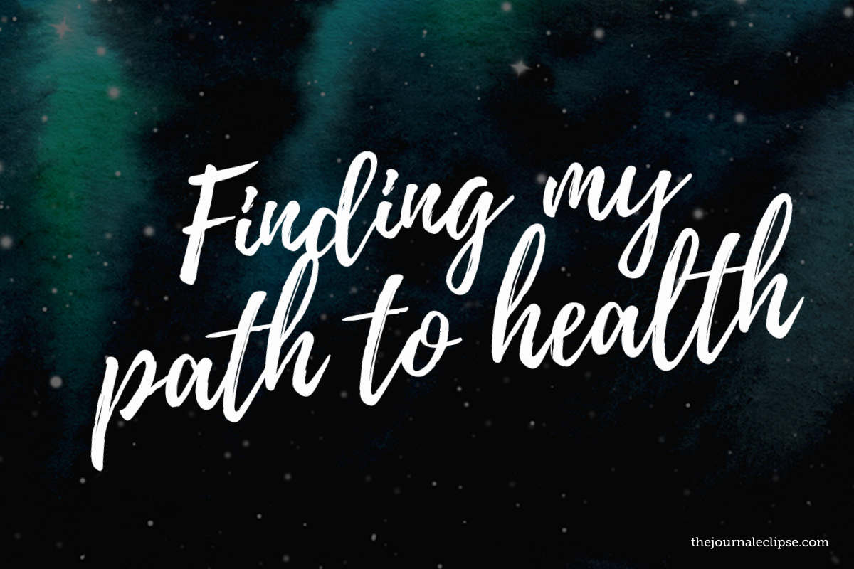 Finding my path to health