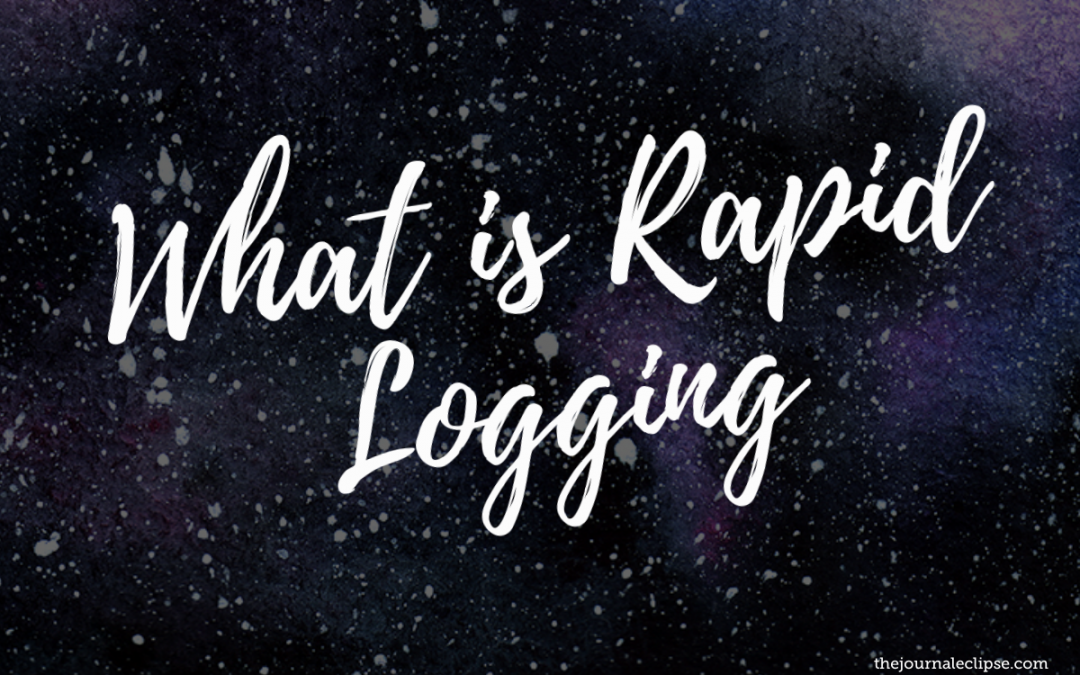What is Rapid Logging